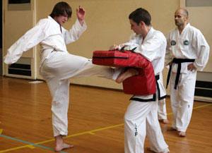 Addlestone & Staines Taekwon-do || ITF Taekwondo in