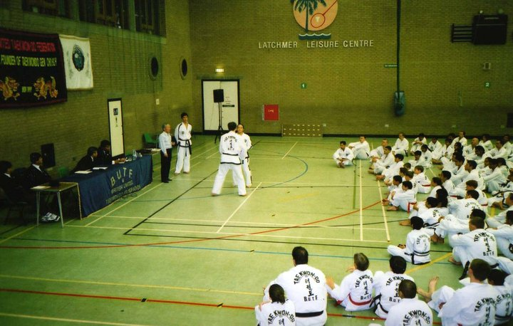 Addlestone & Staines Taekwon-do photo